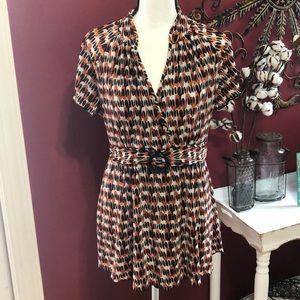 Dressbarn  blouse size XL